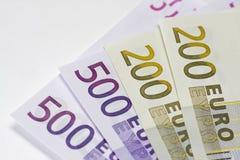 ευρο- χρήματα νομίσματος στοκ εικόνα με δικαίωμα ελεύθερης χρήσης