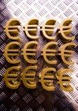 ευρο- Στοκ φωτογραφία με δικαίωμα ελεύθερης χρήσης