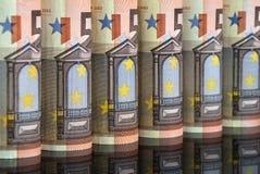 Ευρο- Στοκ εικόνα με δικαίωμα ελεύθερης χρήσης