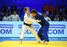 Ευρωπαϊκά πρωταθλήματα Βαρσοβία 2017 τζούντου, Στοκ Φωτογραφίες