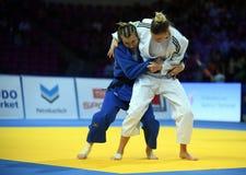 Ευρωπαϊκά πρωταθλήματα Βαρσοβία 2017 τζούντου, Στοκ Εικόνες