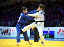 Ευρωπαϊκά πρωταθλήματα Βαρσοβία 2017 τζούντου, Στοκ φωτογραφία με δικαίωμα ελεύθερης χρήσης