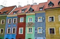 Ευρωπαϊκά σπίτια στοκ φωτογραφία με δικαίωμα ελεύθερης χρήσης