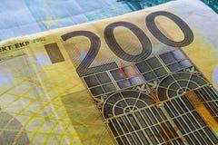 ευρωπαϊκά χρήματα στοκ φωτογραφίες με δικαίωμα ελεύθερης χρήσης