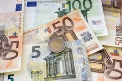 Ευρωπαϊκά χρήματα 23 στοκ εικόνες
