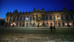 Ευρωπαϊκά Χριστούγεννα, Βερολίνο απόθεμα βίντεο