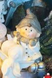 Ευρωπαϊκές διακοσμήσεις Χριστουγέννων Στοκ φωτογραφίες με δικαίωμα ελεύθερης χρήσης