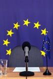 ευρωπαϊκές ειδήσεις γρ&alph Στοκ Εικόνες