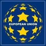ευρωπαϊκή ένωση Στοκ Εικόνα