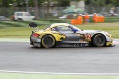 Ευρωπαϊκή σειρά Imola του Le Mans Στοκ Φωτογραφίες