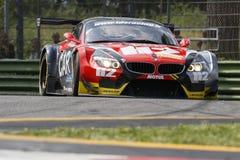 Ευρωπαϊκή σειρά Imola του Le Mans Στοκ Εικόνες