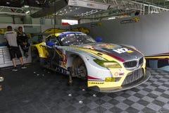 Ευρωπαϊκή σειρά Imola του Le Mans Στοκ εικόνα με δικαίωμα ελεύθερης χρήσης