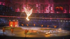 Ευρωπαϊκοί αγώνες 2015 Στοκ φωτογραφία με δικαίωμα ελεύθερης χρήσης