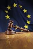 Ευρωπαϊκοί νόμοι στοκ φωτογραφία