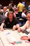 ευρωπαϊκός γύρος πόκερ kyiv Στοκ Φωτογραφία