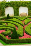 ευρωπαϊκός κήπος Στοκ εικόνες με δικαίωμα ελεύθερης χρήσης