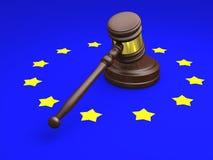 Ευρωπαϊκός νόμος απεικόνιση αποθεμάτων