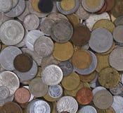 ευρωπαϊκός παλαιός νομισ στοκ εικόνα