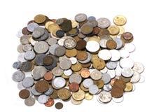 ευρωπαϊκός παλαιός νομισ στοκ φωτογραφία με δικαίωμα ελεύθερης χρήσης