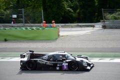 Ευρωπαϊκό αθλητικό πρωτότυπο σειράς του Le Mans Στοκ εικόνα με δικαίωμα ελεύθερης χρήσης