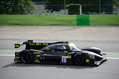 Ευρωπαϊκό αθλητικό πρωτότυπο της Norma σειράς του Le Mans Στοκ φωτογραφίες με δικαίωμα ελεύθερης χρήσης