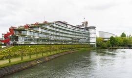 Ευρωπαϊκό Δικαστήριο για τα ανθρώπινα δικαιώματα Στοκ Εικόνα