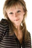 ευρωπαϊκό κορίτσι αρκετά Στοκ φωτογραφία με δικαίωμα ελεύθερης χρήσης