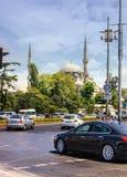 Ευρωπαϊκό μέρος της πόλης, Ιστανμπούλ, Τουρκία Στοκ εικόνες με δικαίωμα ελεύθερης χρήσης
