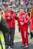 2015 ευρωπαϊκό πρωτάθλημα αγώνα φορτηγών FIA antonio του Albacete Στοκ εικόνες με δικαίωμα ελεύθερης χρήσης