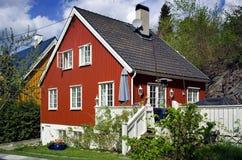 ευρωπαϊκό σπίτι έξυπνο Στοκ εικόνες με δικαίωμα ελεύθερης χρήσης