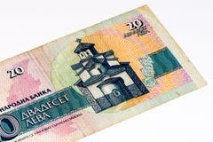 Ευρωπαϊκό τραπεζογραμμάτιο currancy Στοκ Φωτογραφίες