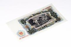 Ευρωπαϊκό τραπεζογραμμάτιο currancy Στοκ Φωτογραφία