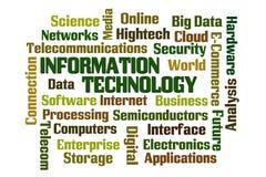 ευρύς κόσμος Ιστού τεχνολογίας πληροφοριών έννοιας Στοκ Εικόνες