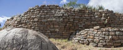 Ευρύς τοίχος πετρών στοκ φωτογραφία με δικαίωμα ελεύθερης χρήσης