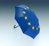 Ευρώπη, έννοια της ασφάλειας Στοκ Εικόνα