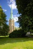 Ευρώπη, Σκανδιναβία, Σουηδία, Γκέτεμπουργκ, εκκλησία Στοκ Φωτογραφία