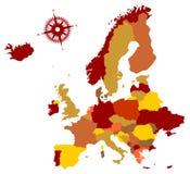Ευρώπη Στοκ Εικόνα
