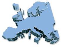 Ευρώπη απεικόνιση αποθεμάτων