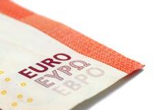 ευρώ δέκα τραπεζογραμμα&ta Στοκ φωτογραφίες με δικαίωμα ελεύθερης χρήσης