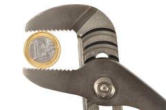 ευρώ έννοιας στοκ εικόνες