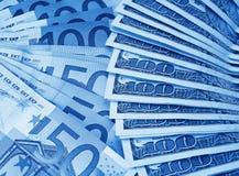 ευρώ δολαρίων δεσμών Στοκ εικόνα με δικαίωμα ελεύθερης χρήσης