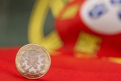 ευρώ κρίσης Στοκ Φωτογραφίες