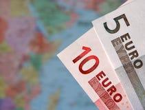 ευρώ οικονομίας Στοκ Εικόνα