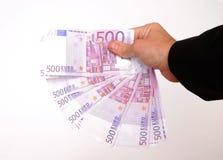 ευρώ Στοκ εικόνα με δικαίωμα ελεύθερης χρήσης
