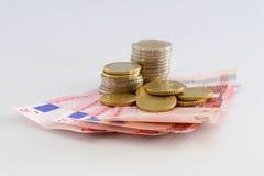 ευρώ Στοκ εικόνες με δικαίωμα ελεύθερης χρήσης