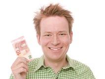 10 ευρώ Στοκ Εικόνα