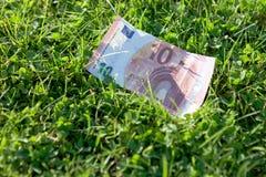 10 ευρώ Στοκ εικόνα με δικαίωμα ελεύθερης χρήσης