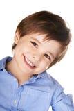 Ευτυχές αγόρι Στοκ φωτογραφία με δικαίωμα ελεύθερης χρήσης