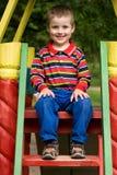 Ευτυχές αγόρι Στοκ φωτογραφίες με δικαίωμα ελεύθερης χρήσης