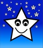 Ευτυχές αστέρι 3 Στοκ Φωτογραφία
